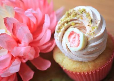 Persian Love Cupcake