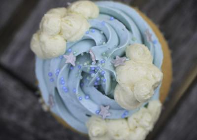 Boy Babyshower Cupcakes