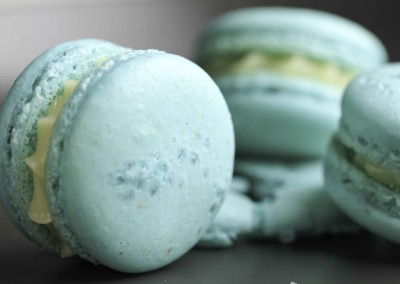 Salt & Vinegar Macarons